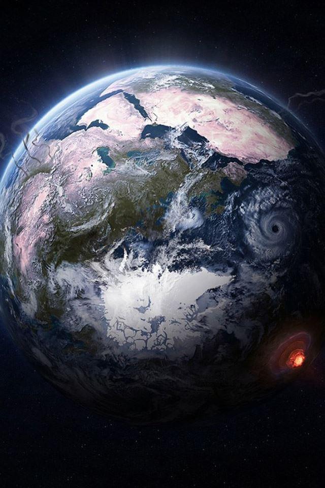 Картинки планеты земля на телефон