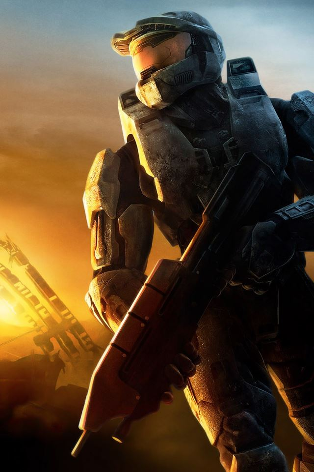 Master Chief Iphone 4s Wallpapers Free Download