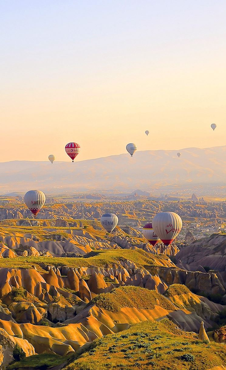 Turkey Balloon Travel Mountain Iphone 4s Wallpaper Download Iphone