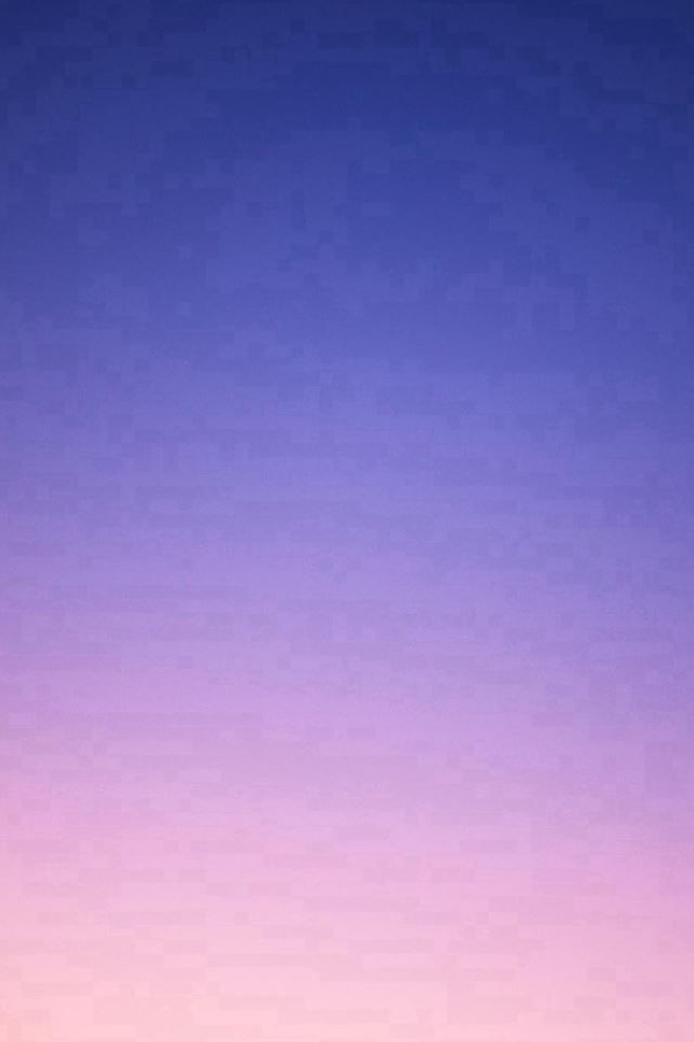 iOS8 Theme Color Gradation Blur Background iPhone 4s