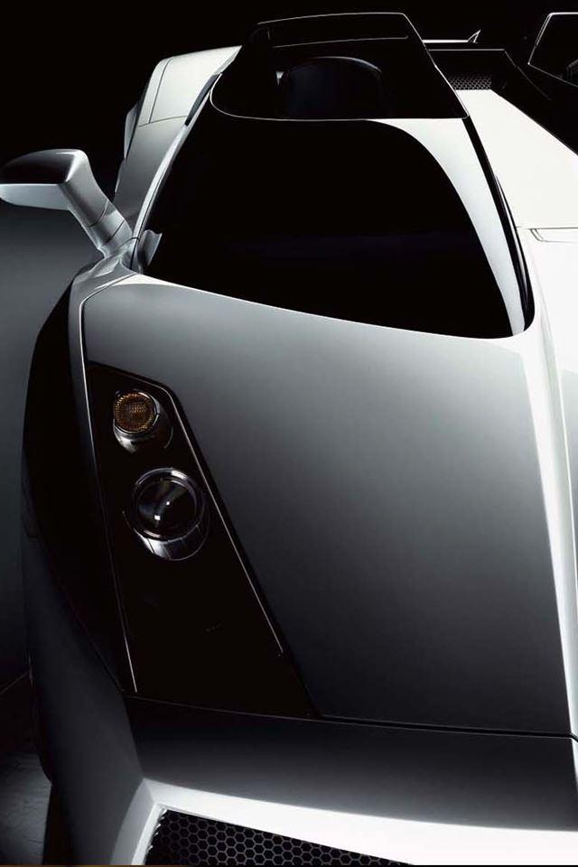 White Lamborghini Iphone 4s Wallpaper Download Iphone Wallpapers