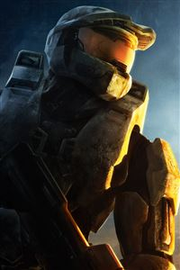 Master Chief iPhone 4s wallpaper