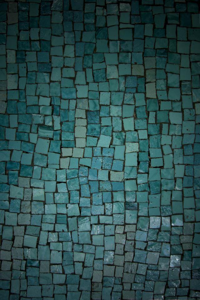 Aqua Tiles Iphone 4s Wallpapers Free Download