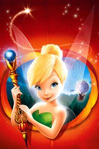 Tinker Bell iPhone 4s wallpaper