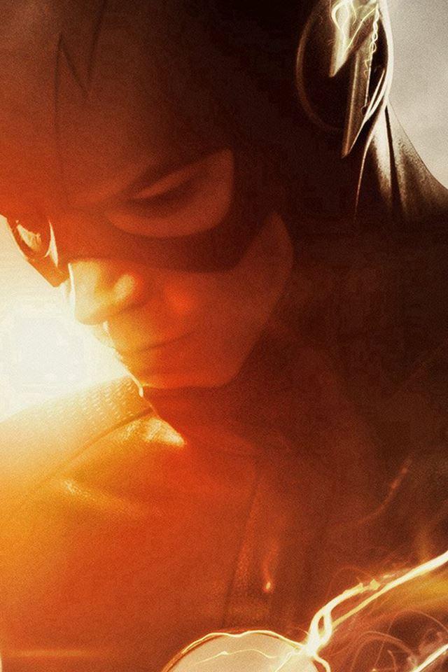 The Flash Tv Series Hero Film Art iPhone 4s Free Download