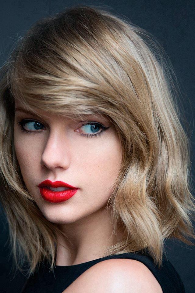 Taylor Swift Artist Celebrity Girl iPhone 4s wallpaper