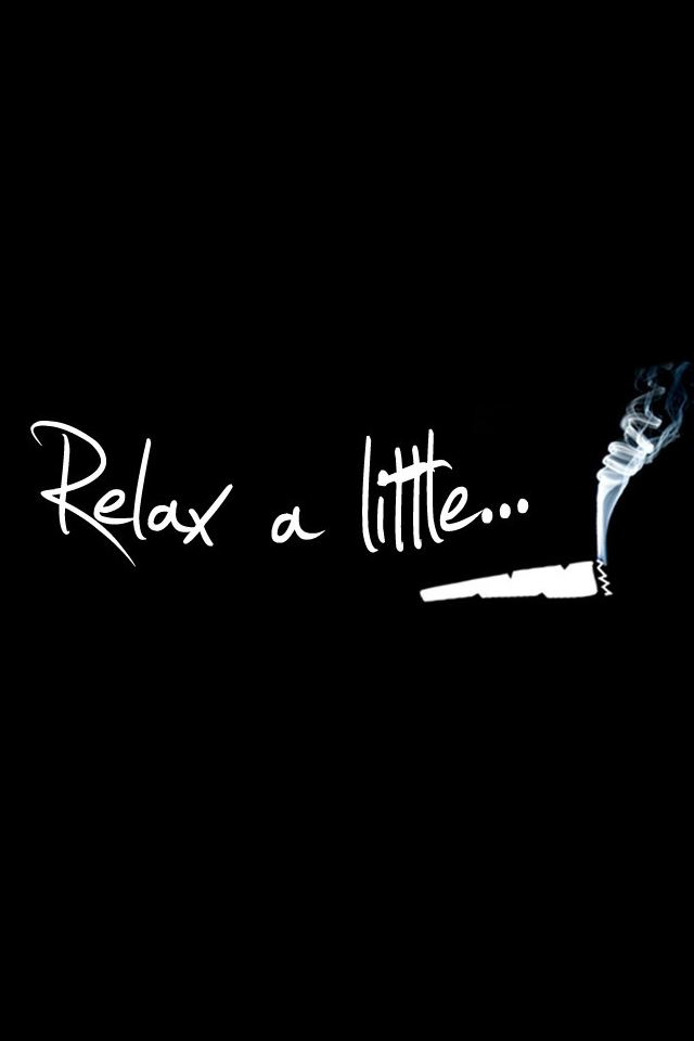Relax a Little iPhone 4s wallpaper