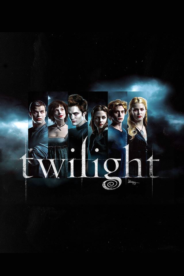 Twilight Cast iPhone 4s wallpaper
