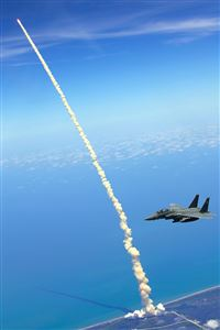 Missle Launch iPhone 4s wallpaper