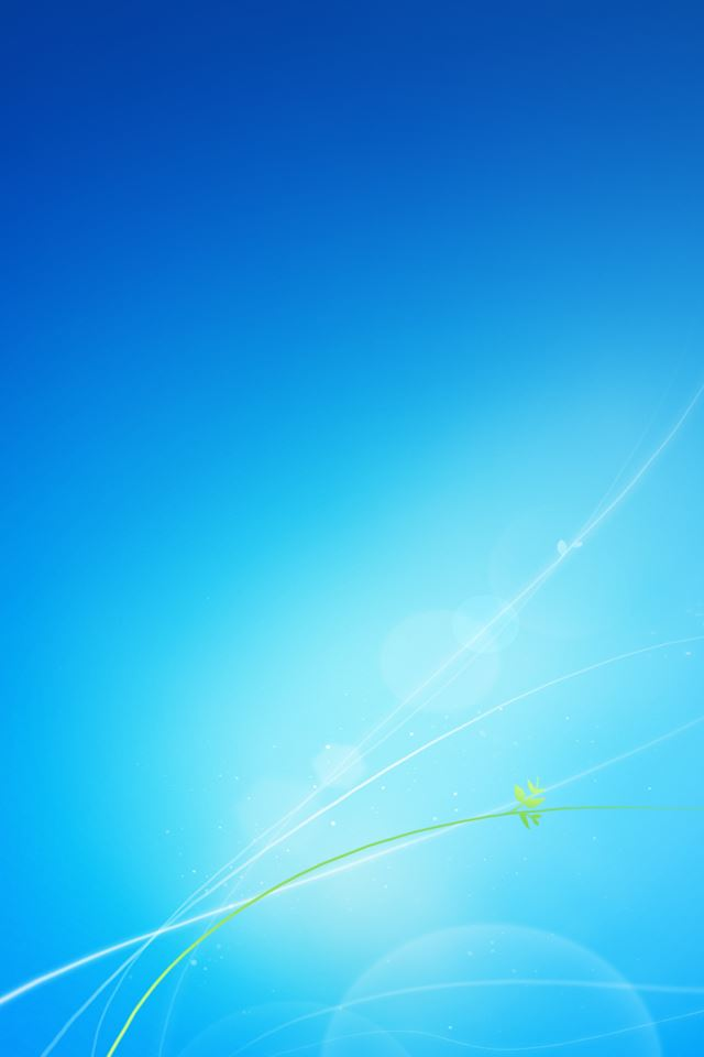 Light Swirls iPhone 4s wallpaper