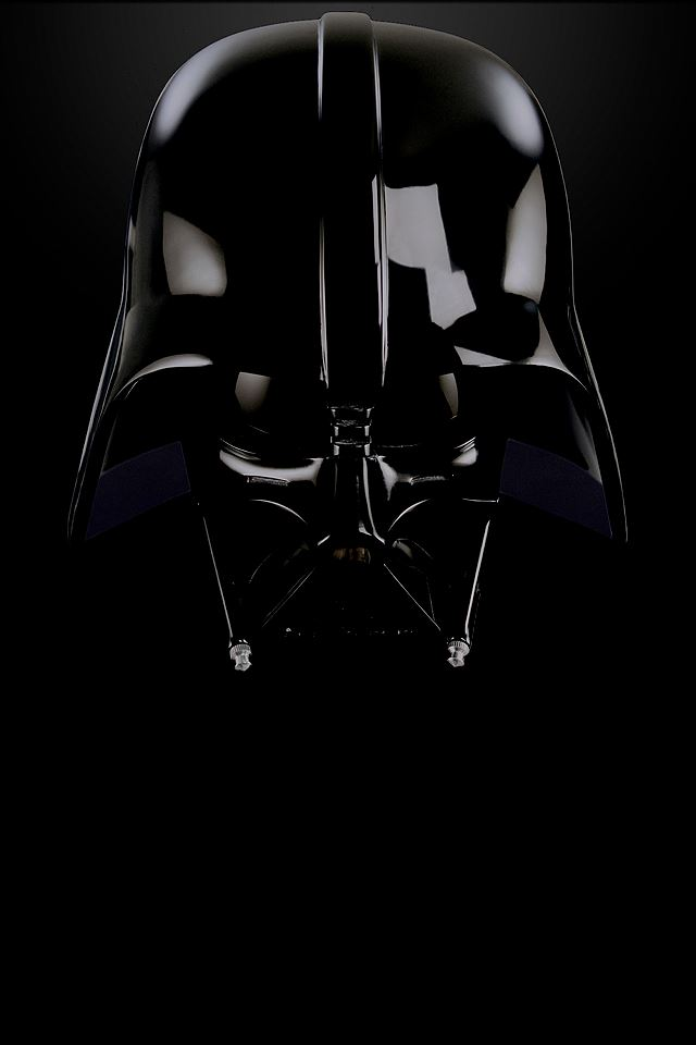 Darth Vader iPhone 4s wallpaper