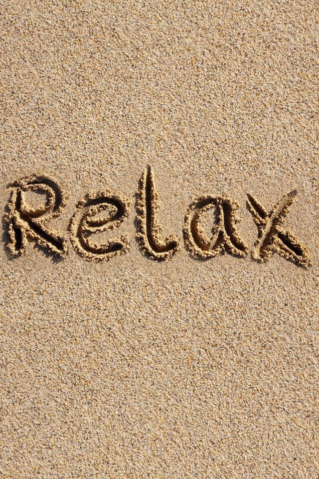 Relax iPhone 4s wallpaper