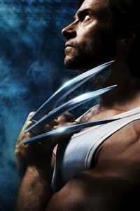 Wolverine iPhone 4s wallpaper