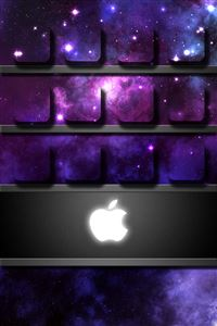 Apple Logo Shelf iPhone 4s wallpaper