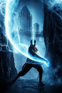 The Last Airbender iPhone 4s wallpaper