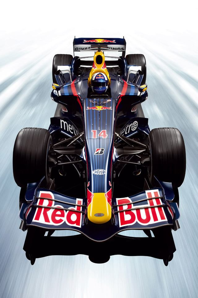 Red Bull F1 iPhone 4s wallpaper