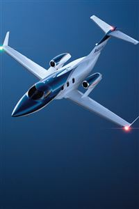 Honda Jet iPhone 4s wallpaper