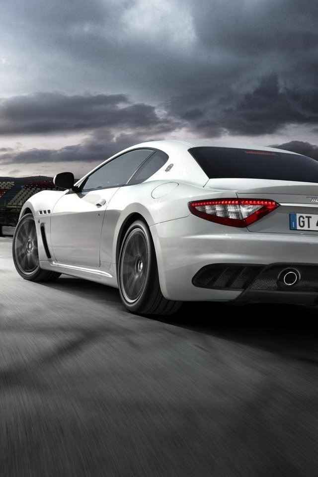 Maserati Iphone 4s Wallpapers Free Download