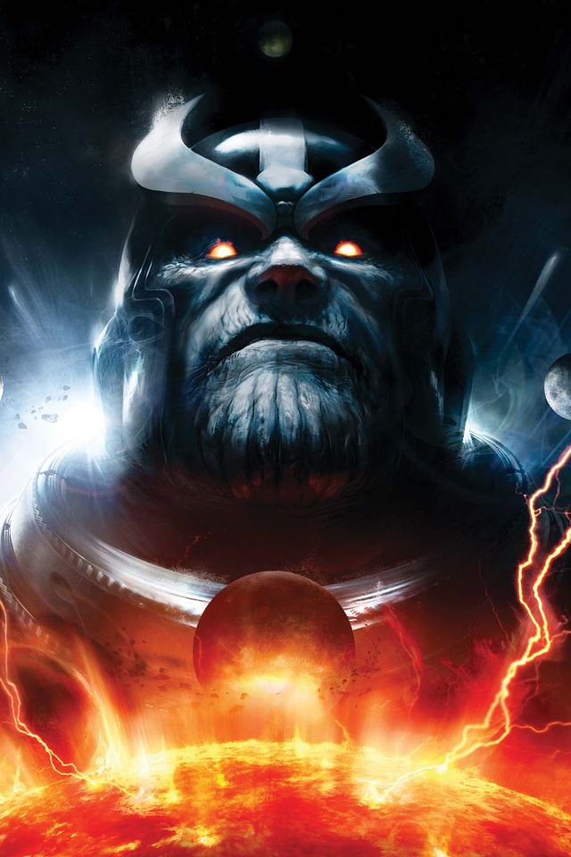 The Thanos Imperative iPhone 4s wallpaper