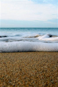 Sea Shore iPhone 4s wallpaper