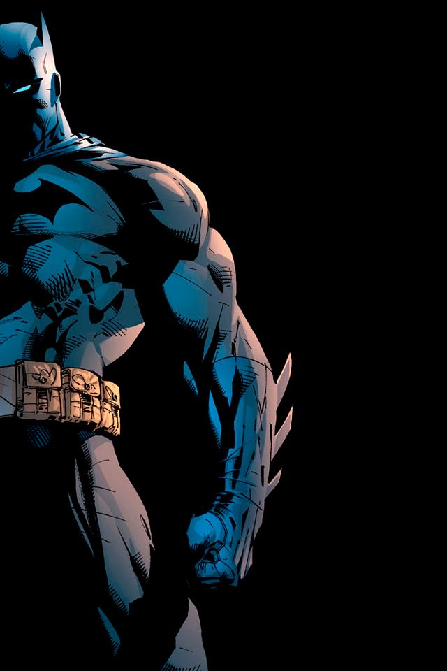 Batman Comic iPhone 4s wallpaper