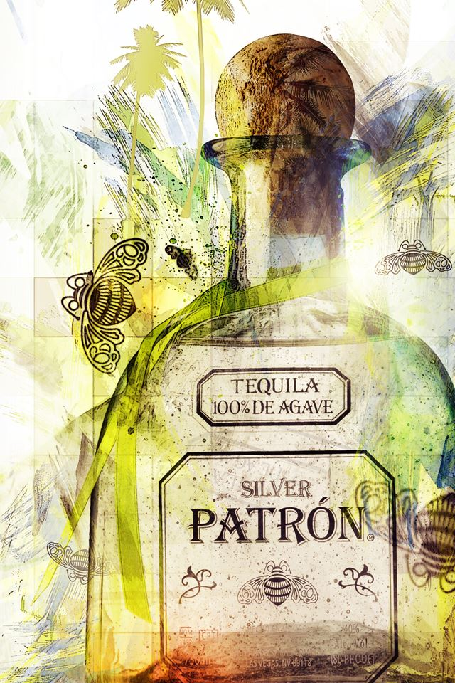 patron bottle iphone 4s wallpapers free download