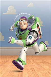 Buzz Lightyear iPhone 4s wallpaper