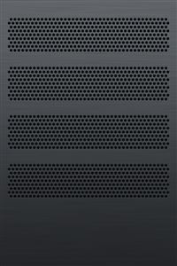 Perforated Shelves iPhone 4s wallpaper