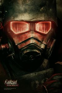 Fallout New Vegas iPhone 4s wallpaper