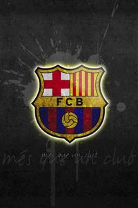 FC Barcelona iPhone 4s wallpaper