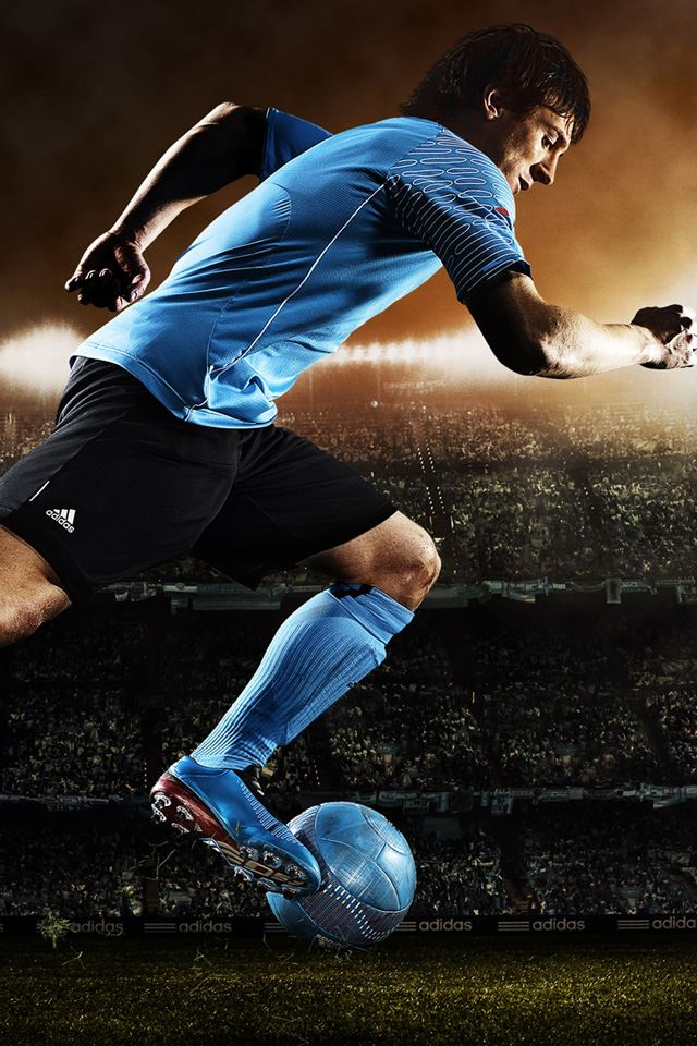 Soccer Player IPhone 4s Wallpaper