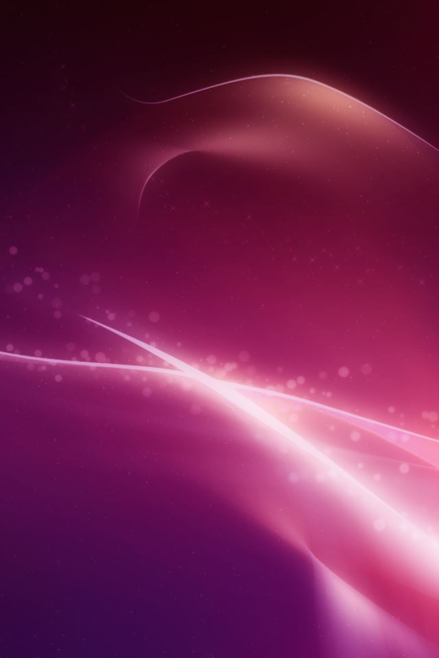 Purple Swirls iPhone 4s wallpaper