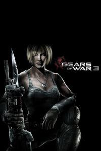 gears of war 2 iphone wallpaper