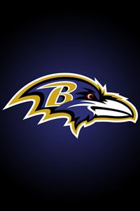 Baltimore Ravens iPhone 4s wallpaper