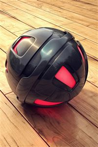 3D Sphere iPhone 4s wallpaper