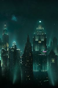 Bioshock Rapture iPhone 4s wallpaper