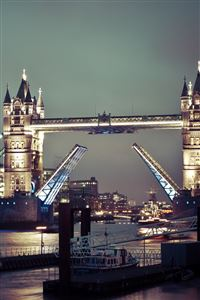 Tower Bridge Of London iPhone 4s wallpaper