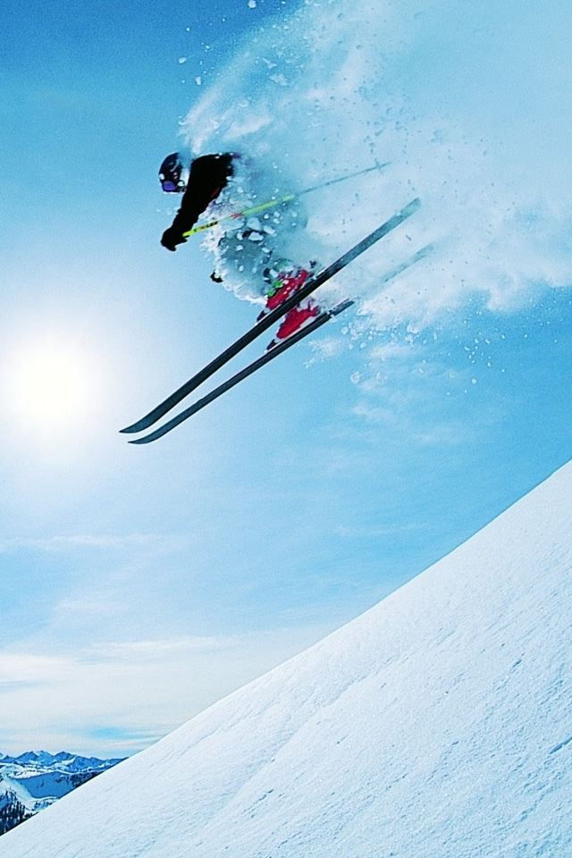 Snowboarding Iphone 4s Wallpapers Free Download