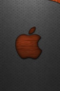 Apple Logo 44 iPhone 4s wallpaper