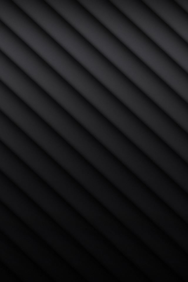 Abstract Black Stripes iPhone 4s wallpaper