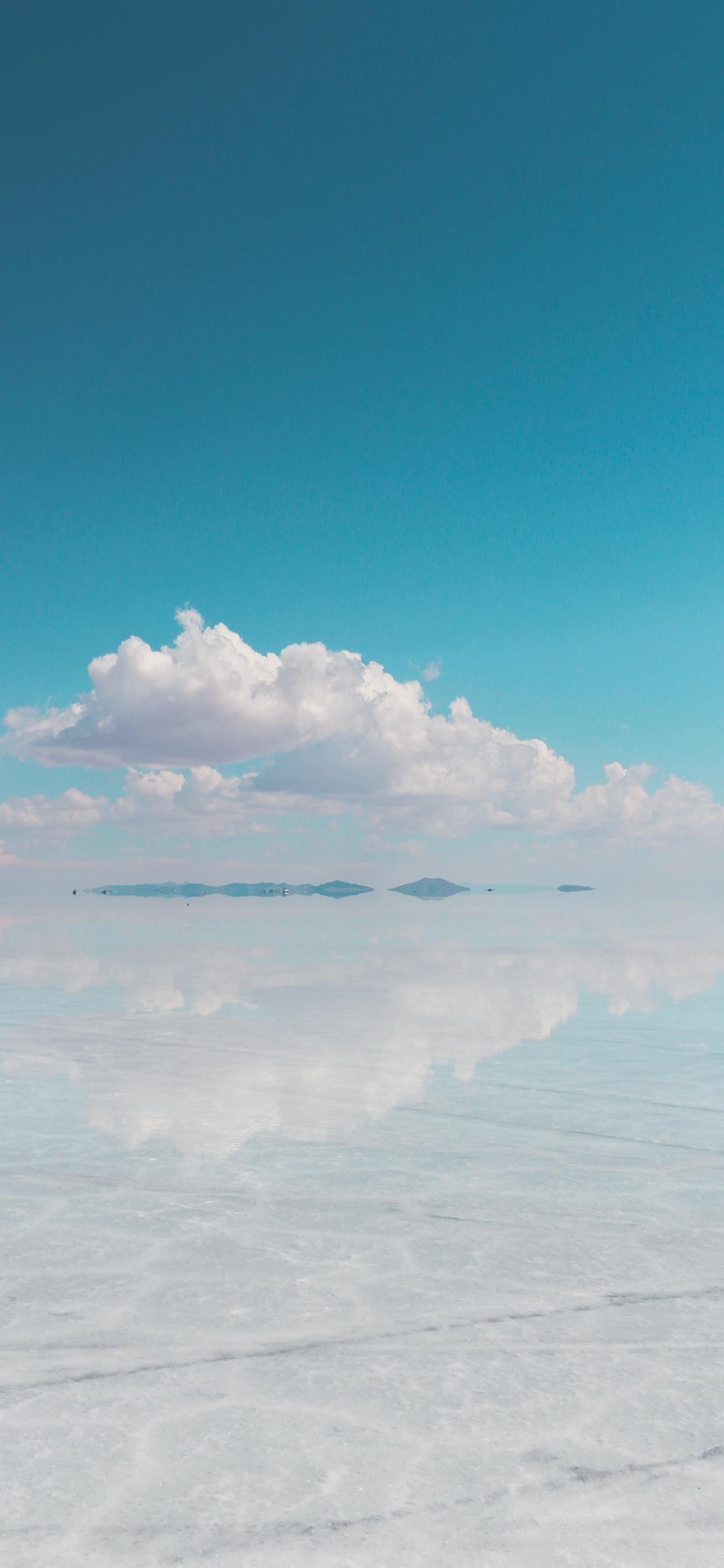 Uyuni Salt Flat Bolivia Iphone Wallpapers Free Download