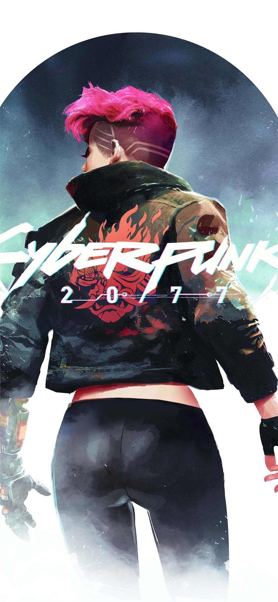 2019 Cyberpunk 2077 New 4k Iphone Wallpapers Free Download
