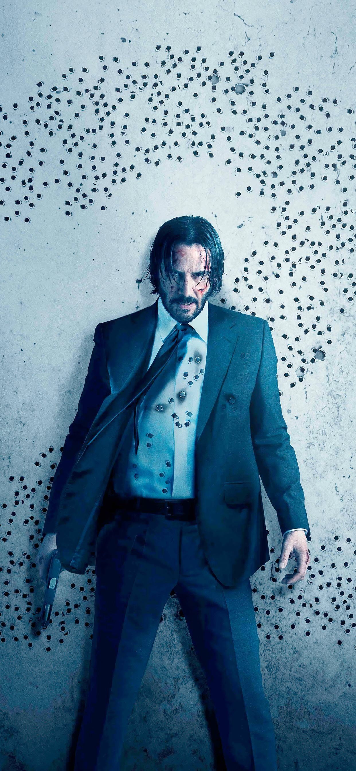 John Wick Chapter 2 4k Iphone Wallpapers Free Download