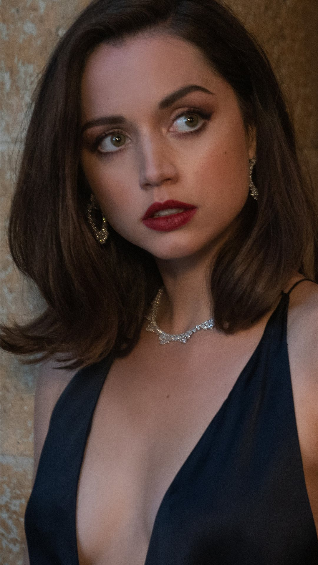 no time to die 2020 ana de armas iPhone Wallpapers Free ...