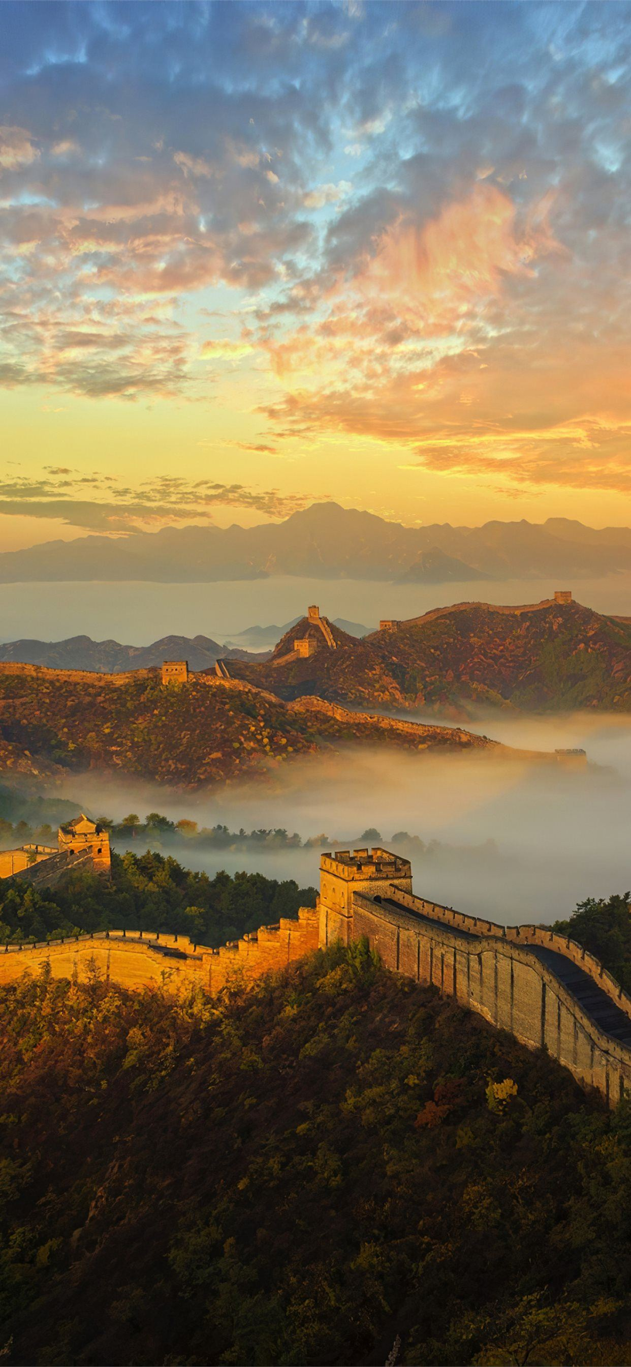 Great Wall Of China 4k Samsung Galaxy Note 9 8 S9  iphone 8 wallpaper ilikewallpaper com