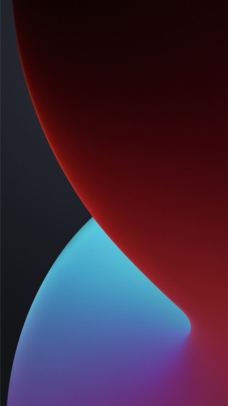 iOS 21 stock wallpaper Warm Dark iPhone 21 Wallpapers Free Download
