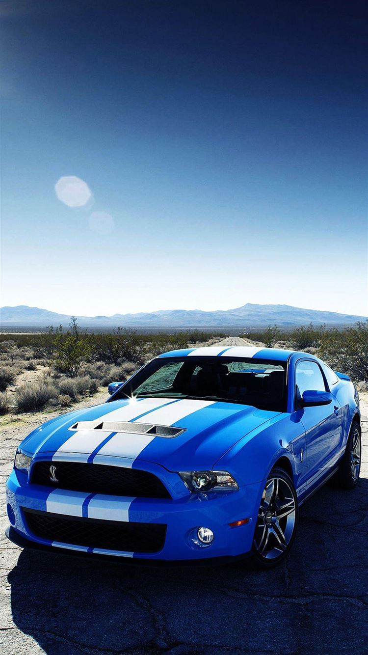 Speed Ford Car Iphone 8 Wallpapers Free Download
