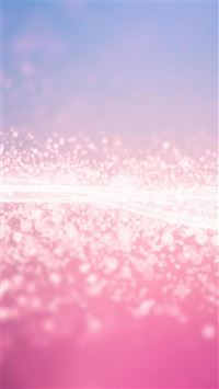 Pink Glitter Stardust iPhone 6(s)~8(s) wallpaper