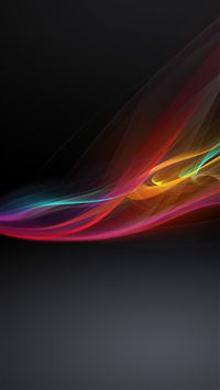Colorful Smoke iPhone 6(s)~8(s) wallpaper