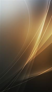 Golden Wave iPhone wallpaper